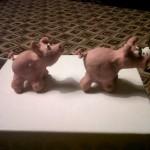 cerdos de plastilina 2