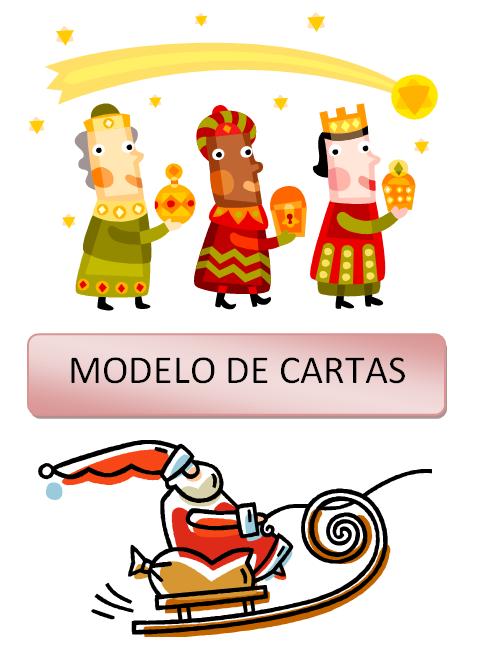 Fotos Papa Noel Reyes Magos.Modelos Cartas Personalizadas Reyes Magos Y Papa Noel Mi