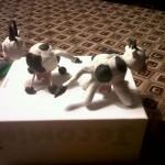 vacas de plastilina 2
