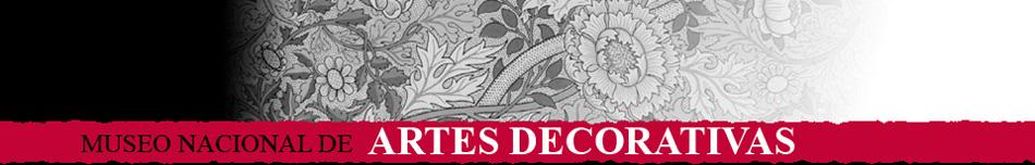 logo museo nacional de las artes decorativas