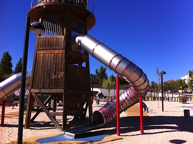 Parque Público Infantil \