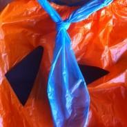 Disfraz de picapiedra troglodita casero y barato para carnaval