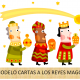 Modelo de carta para escribir a los Reyes Magos