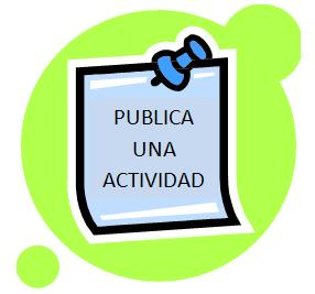 publicar actividades para niños