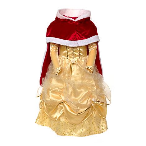 disfraz lujo princesa bella