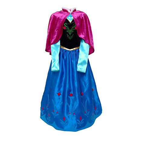 Disfraz de princesa para niña Anna Frozen