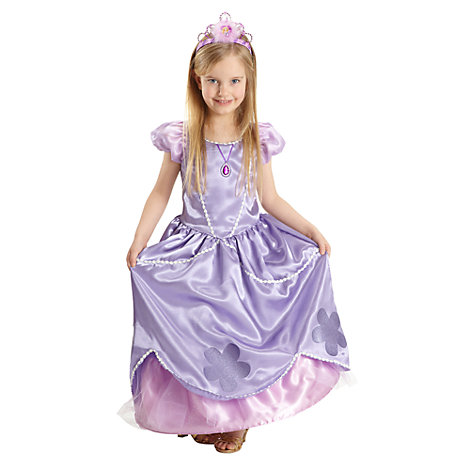 Vestido princesa sofia - Imagui