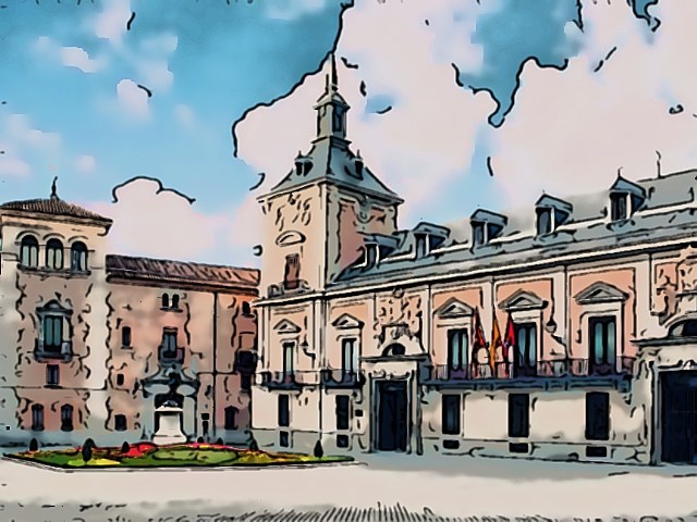 Rutas guiadas con peques sobre Misterios y Leyendas de Madrid