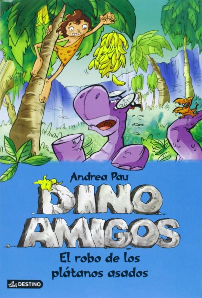 Dinoamigos 2: El robo de los plátanos asados