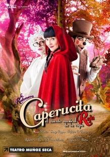 musical caperucita roja madrid