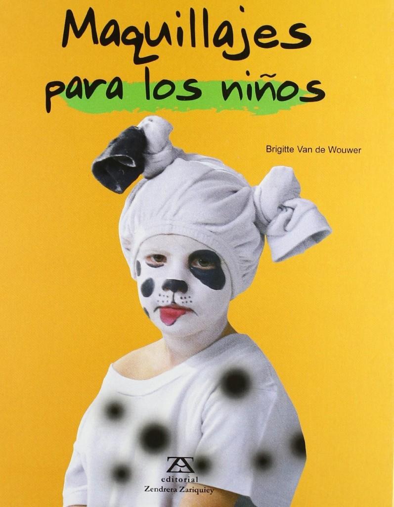 libro maquillaje para los niños