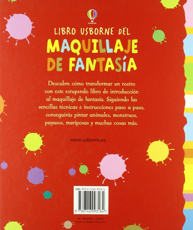 libros maquillaje de fantasía 1
