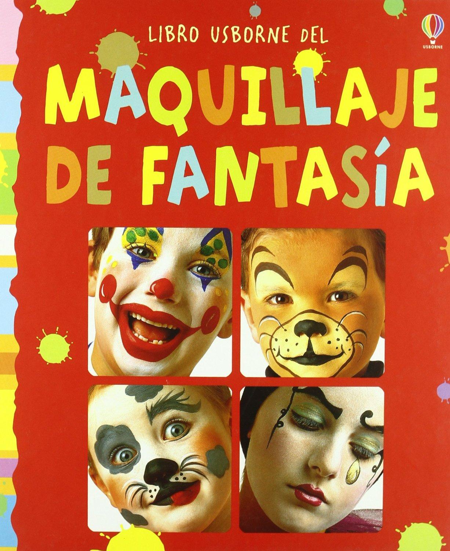 Libros Maquillaje de Fantasía