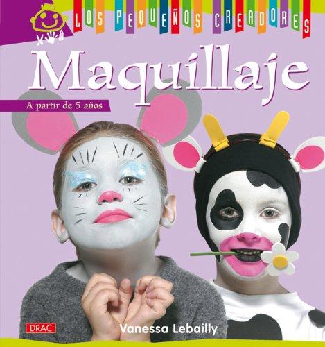 libro maquillaje infantil los pequeños creadores