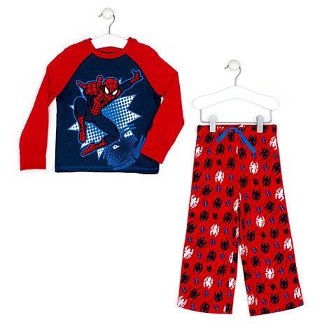 d808ebe961 pijama infantil para nino en invierno de spider man