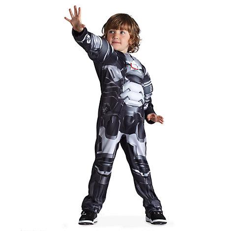 disfraz superhéroe Iron Man para niño 2