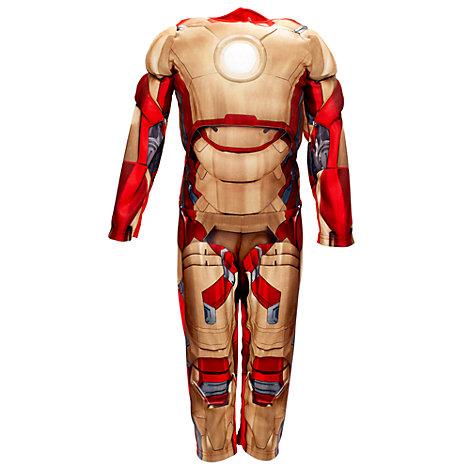 disfraz superhéroe Iron Man para niño 1