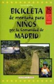 libro rutas en bicicleta de montaña para niños en Madrid