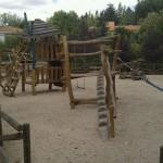parque público infantil la moraleja