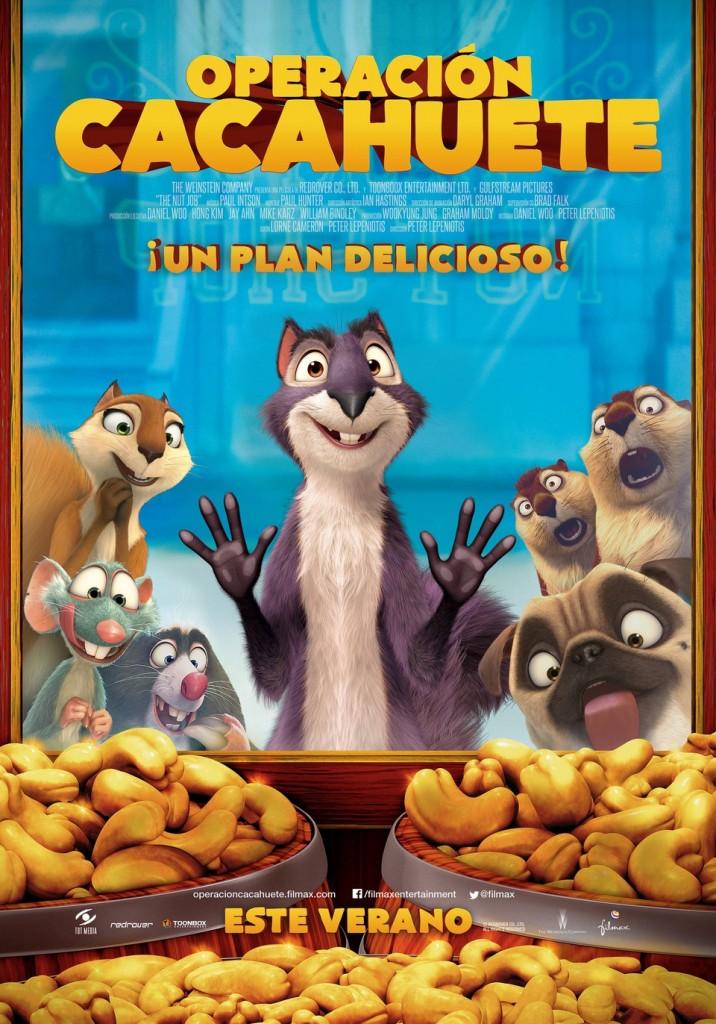 películas para niños operación cacahuete