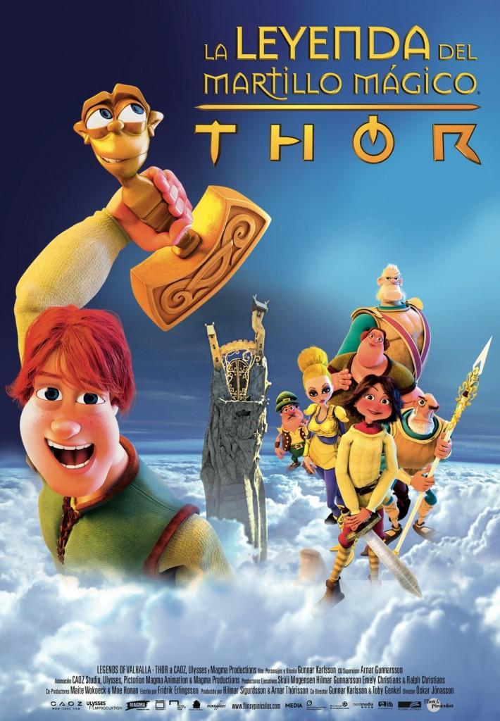 películas infantiles thor
