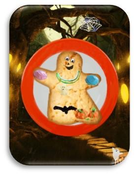 talleres de decoración de galletas para halloween