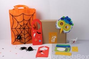 taller de manualidades para halloween