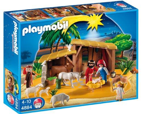 belén de juguete playmobil