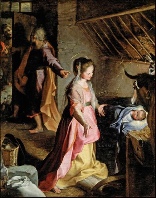 visita familiar navidad prado