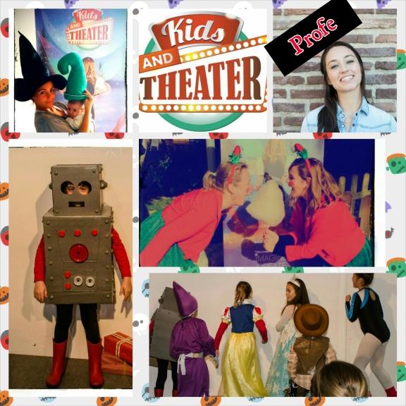 taller de teatro en ingles para ninos fin de semana