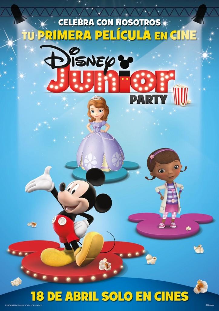 peliculas infantiles disney junior party
