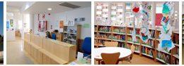 Bibliotecas en el distrito de Barajas de Madrid