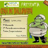 Halloween para niños en Alcalá con Naturalcala