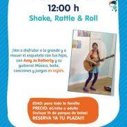 Concierto en inglés Shake Rattle and Roll