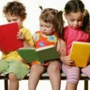Cuentacuentos en inglés para niños en Lavapiés
