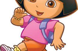 Disfraz casero de Dora Exploradora