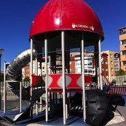 """Parque Público Infantil """"El Espacio"""" en Alcobendas"""