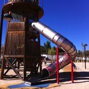 """Parque Público Infantil """"El Oeste"""" en Alcobendas"""