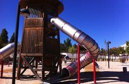 Parque Público Infantil «El Oeste» en Alcobendas