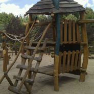 Parque Público Infantil en La Moraleja