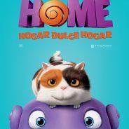 "Películas Infantiles: "" Home hogar dulce hogar"""