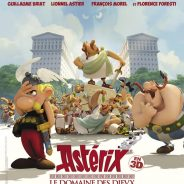 """Películas Infantiles: """"Astérix: La Residencia de los Dioses"""""""