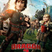 """Películas Infantiles: """"Cómo entrenar a tu dragón 2"""""""