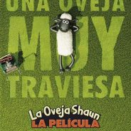 "Películas Infantiles: ""La oveja Shaun"""