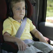Estudio de seguridad de los niños en viajes por Fundación Mapfre
