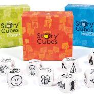 Story Cubes, inventando cuentos con dados
