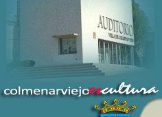 Teatros AUDITORIO VILLA de Colmenar Viejo