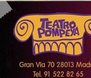 Fiesta de Halloween para niños en el Teatro Pompeya