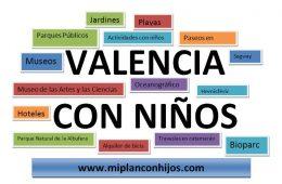 Me voy a Valencia con niños